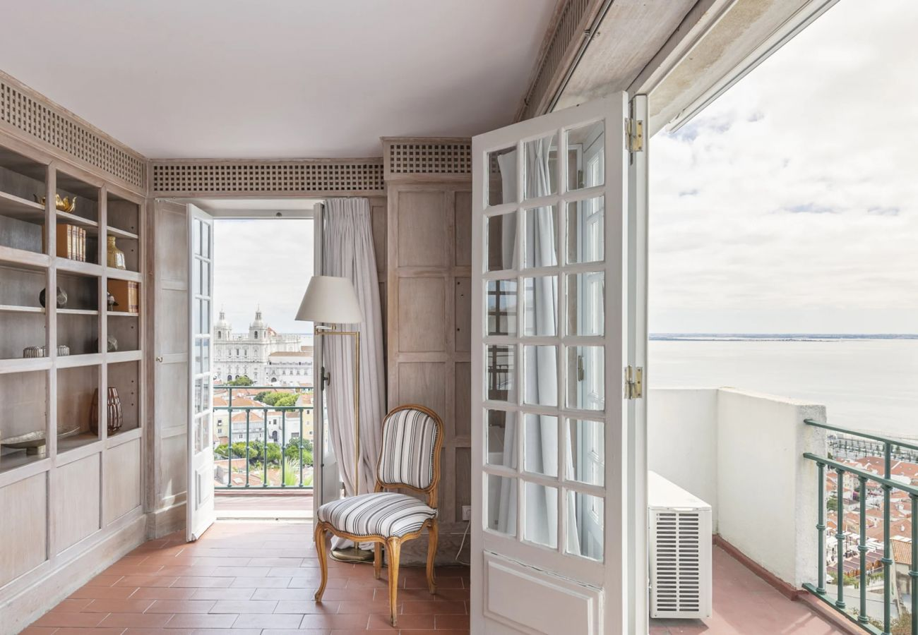 Apartamento em Lisboa - Penthouse Terrace 360º Lisbon View 1 by Lisbonne Collection