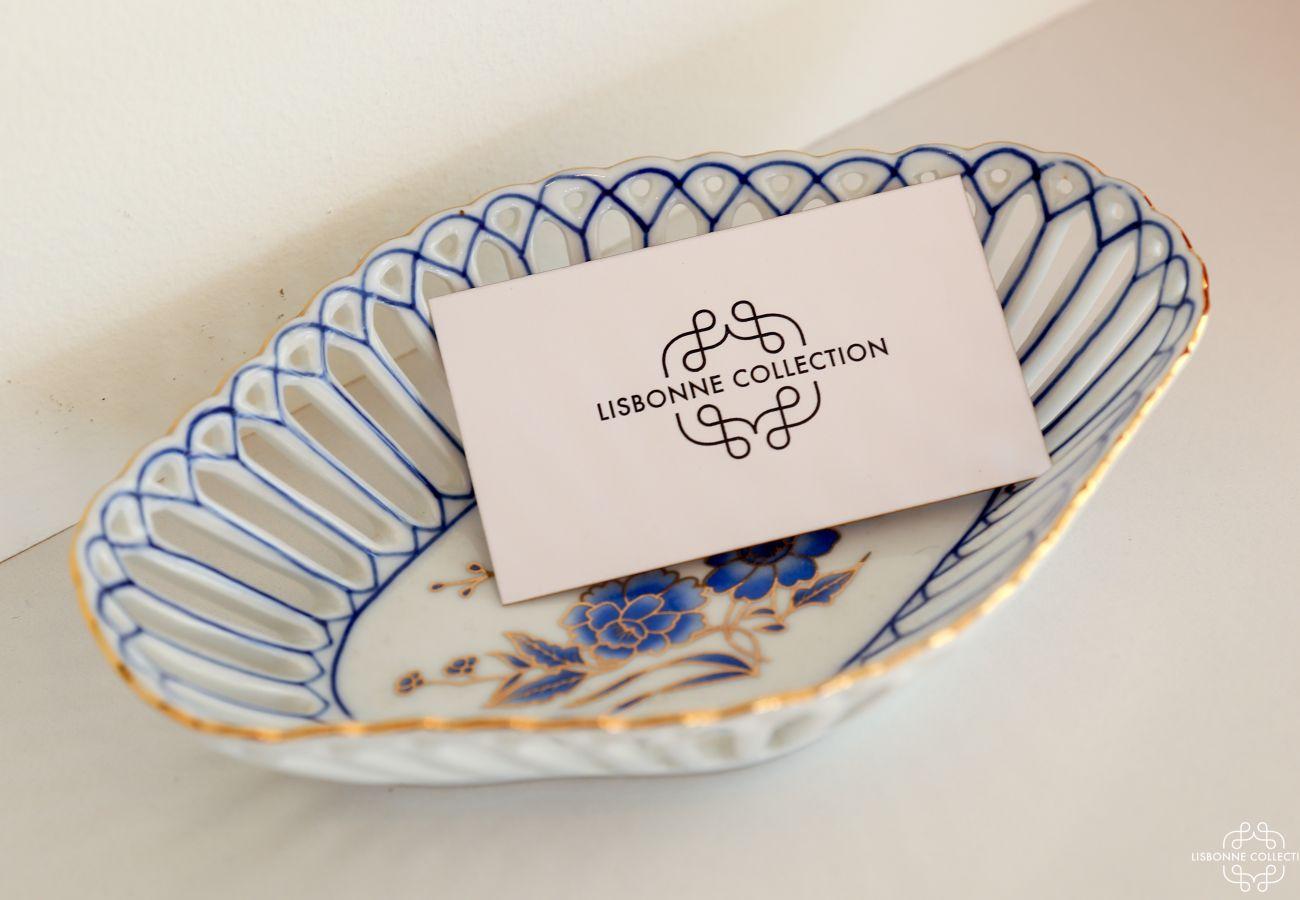 Decoração de cerâmica com papelão de linho de luxo