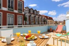 Apartamento em Lisboa - Principe Real Terrace 2 by Lisbonne...