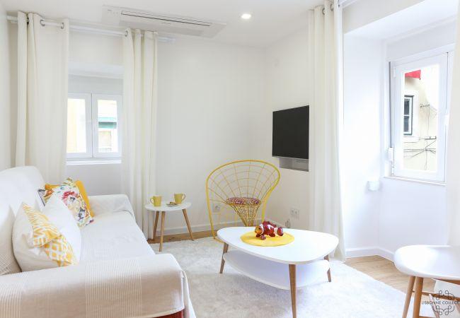 Apartamento em Lisboa - Mouraria Design 9 by Lisbonne Collection