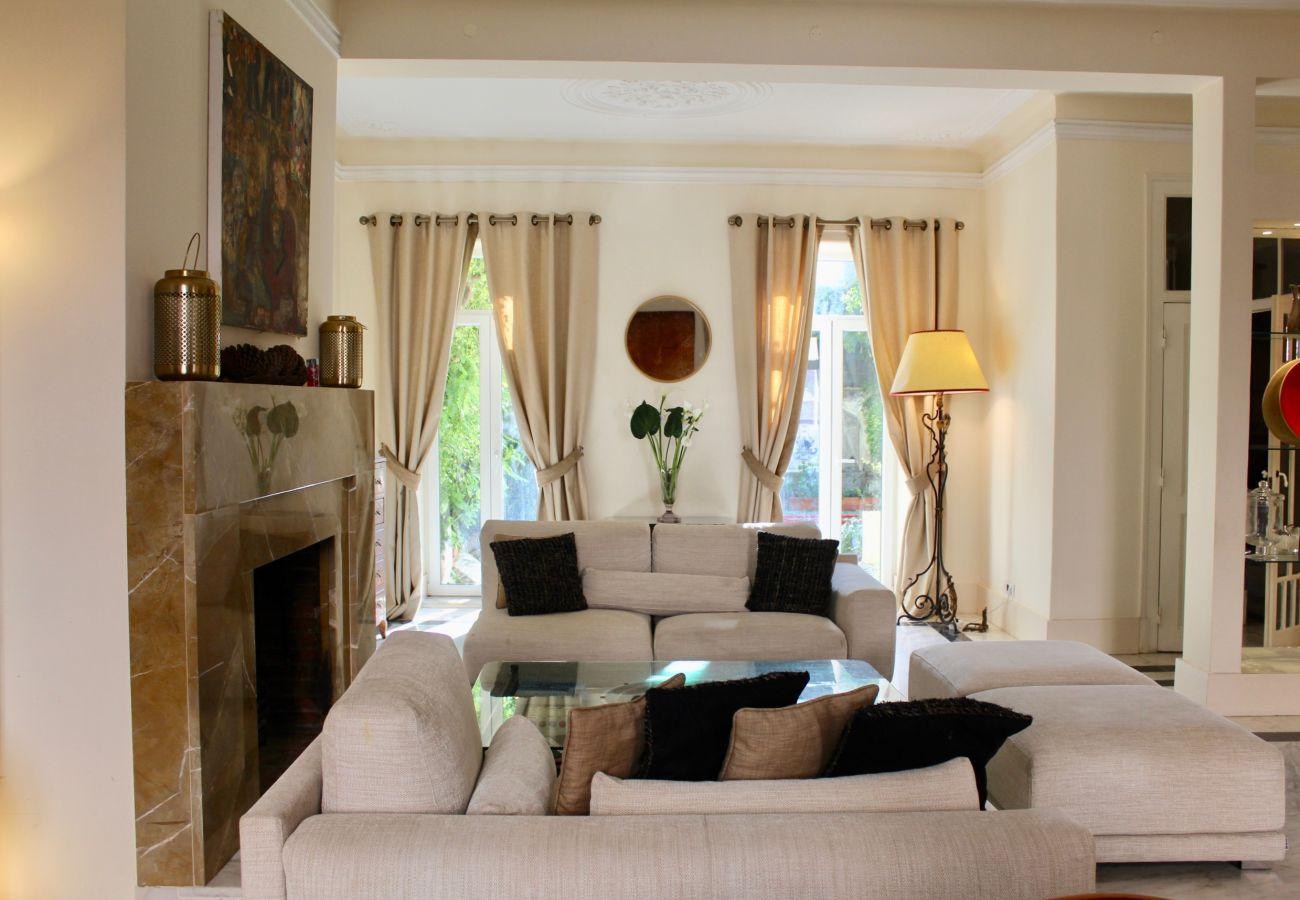 Casa em Lisboa - Garden Mansion in Historic Centre 4 by Lisbonne Collection