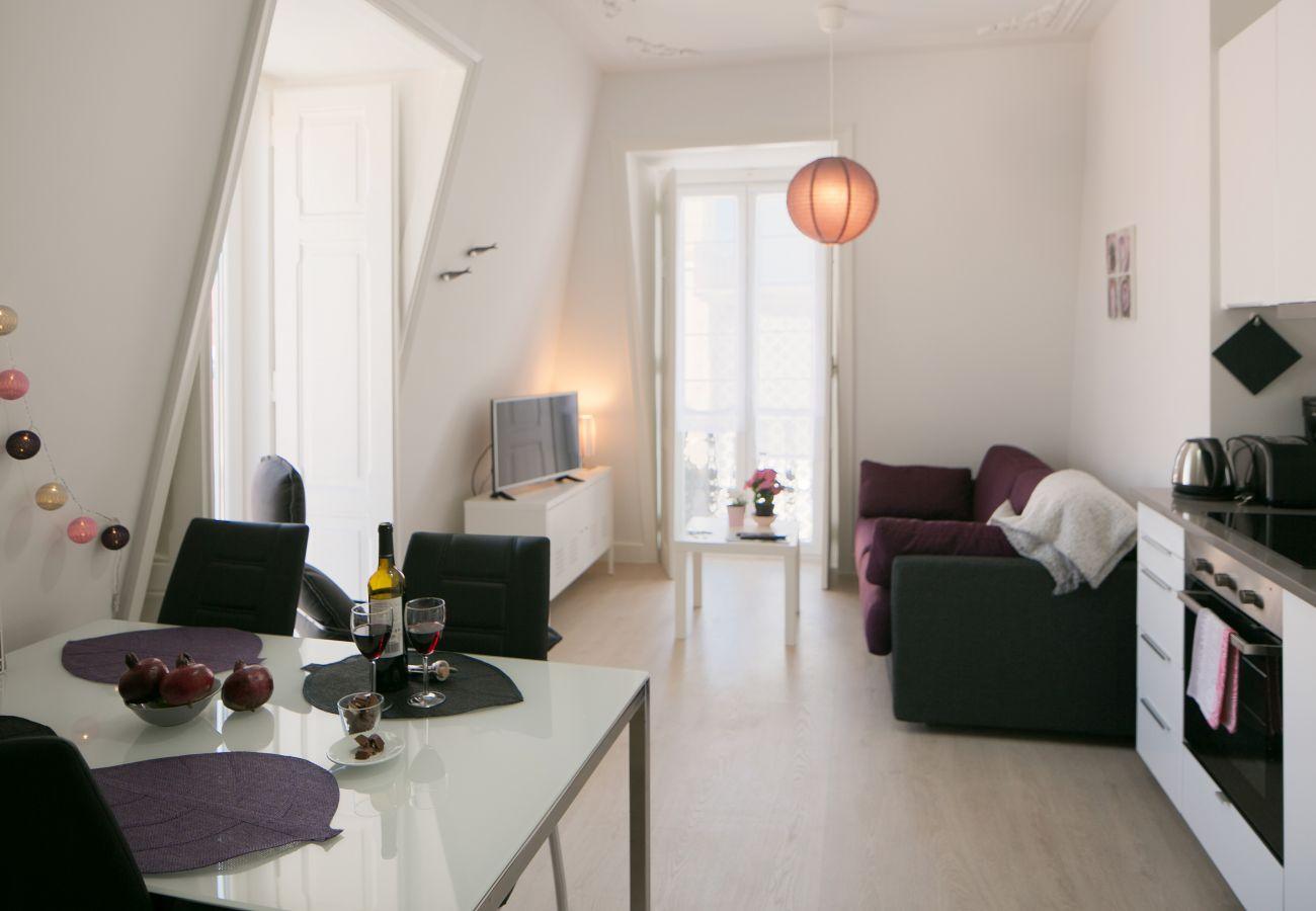 Fique no coração de Lisboa para alugar para férias