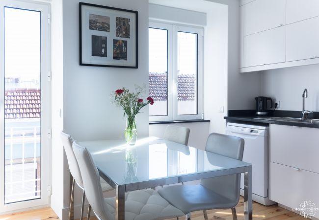 Apartamento em Lisboa - Graça Authentic 16 by Lisbonne Collection
