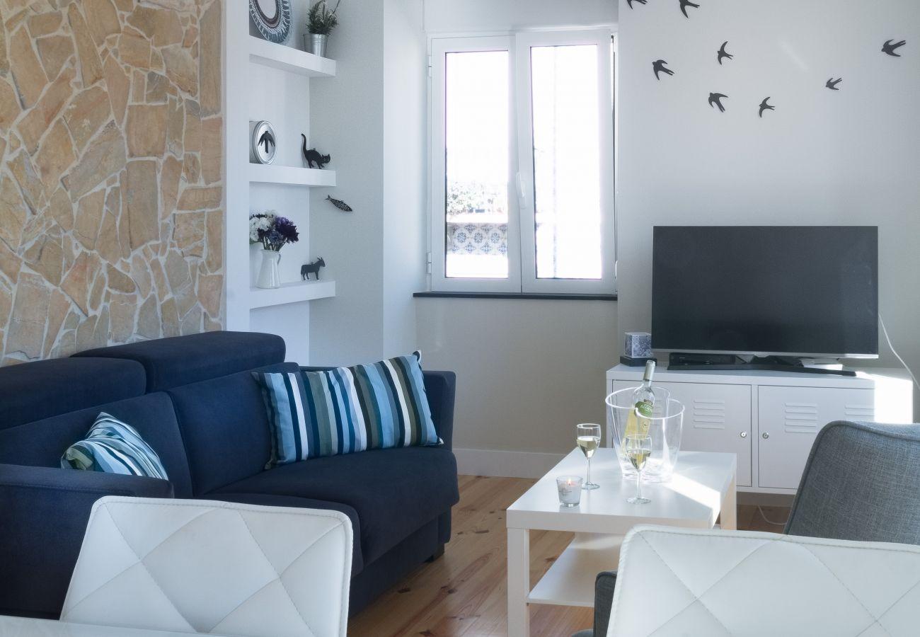 Fique num apartamento no coração de Lisboa para alugar para férias