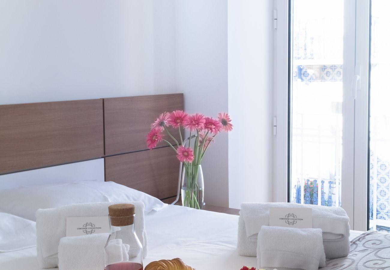 Quarto para dois adultos para alugar no centro da cidade de Lisboa