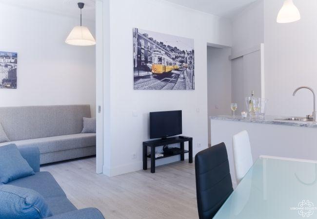 Apartamento em Lisboa - Mouraria Classic 17 by Lisbonne Collection