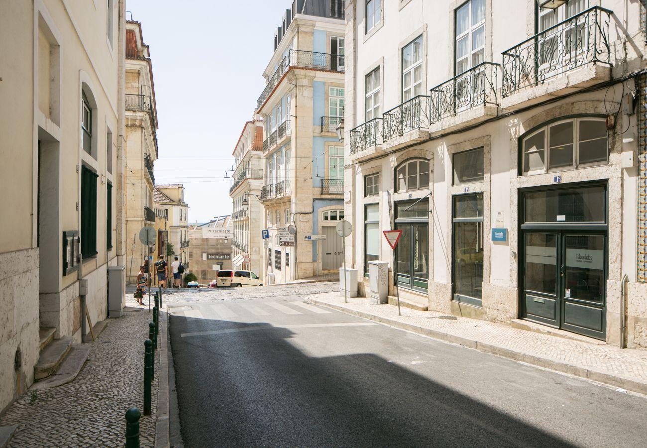 Apartamento em Lisboa - Trendy and Super Central Apartment  21 by Lisbonne Collection