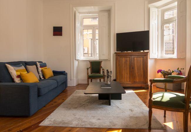 Apartamento em Lisboa - Charming São Bento 33 by Lisbonne Collection