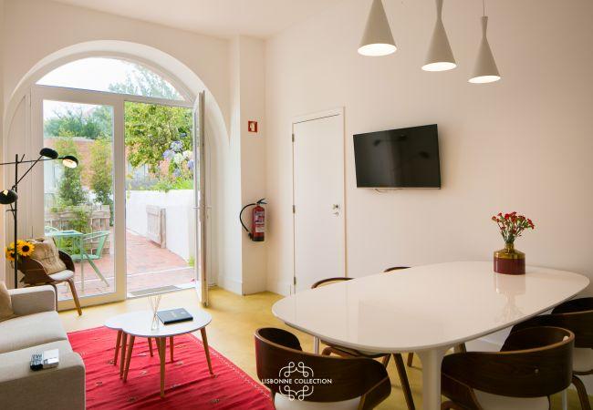 Apartamento em Lisboa - Pedro Alexandrino Garden View 26 by Lisbonne Collection