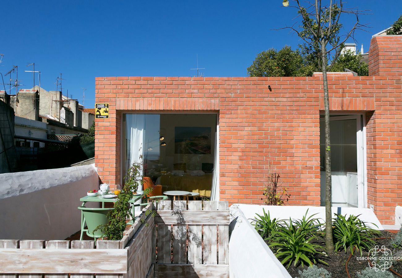 2 quartos no bairro da Graça em Portugal