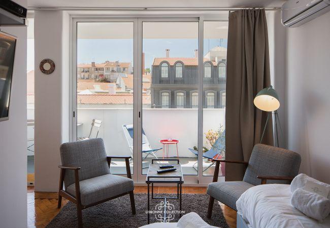 Apartamento em Lisboa - Almirante Reis 45 by Lisbonne Collection