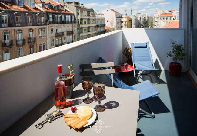 Apartamento em Lisboa - Almirante Reis 45 by Lisbonne Collection