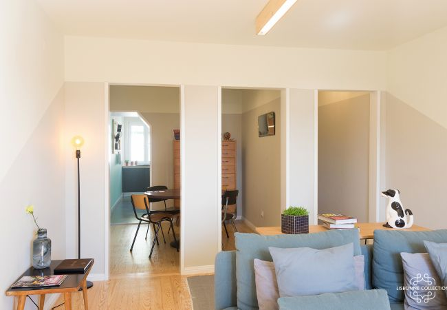Apartamento em Lisboa - Mouraria Trendy Duplex 44 by Lisbonne Collection