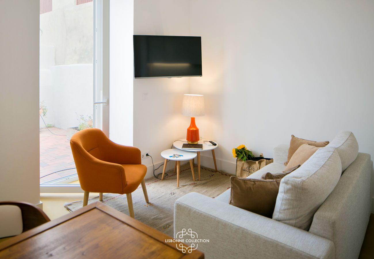 Fique em uma residência para alugar no centro da cidade de Lisboa