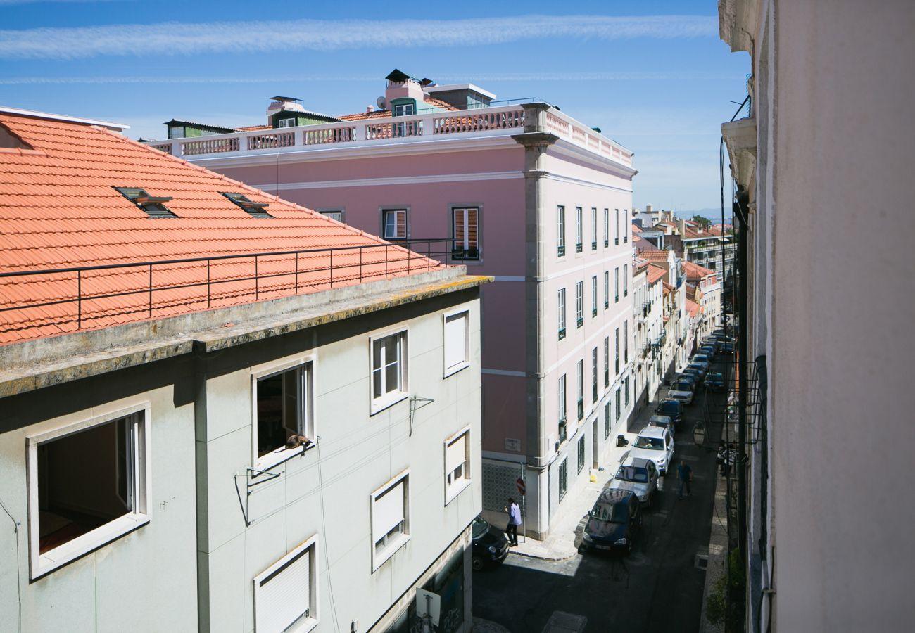 Panorama do emblemático bairro da Graça