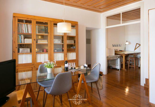 Apartamento em Lisboa - Authentic Castle Apartment 50 by Lisbonne Collection