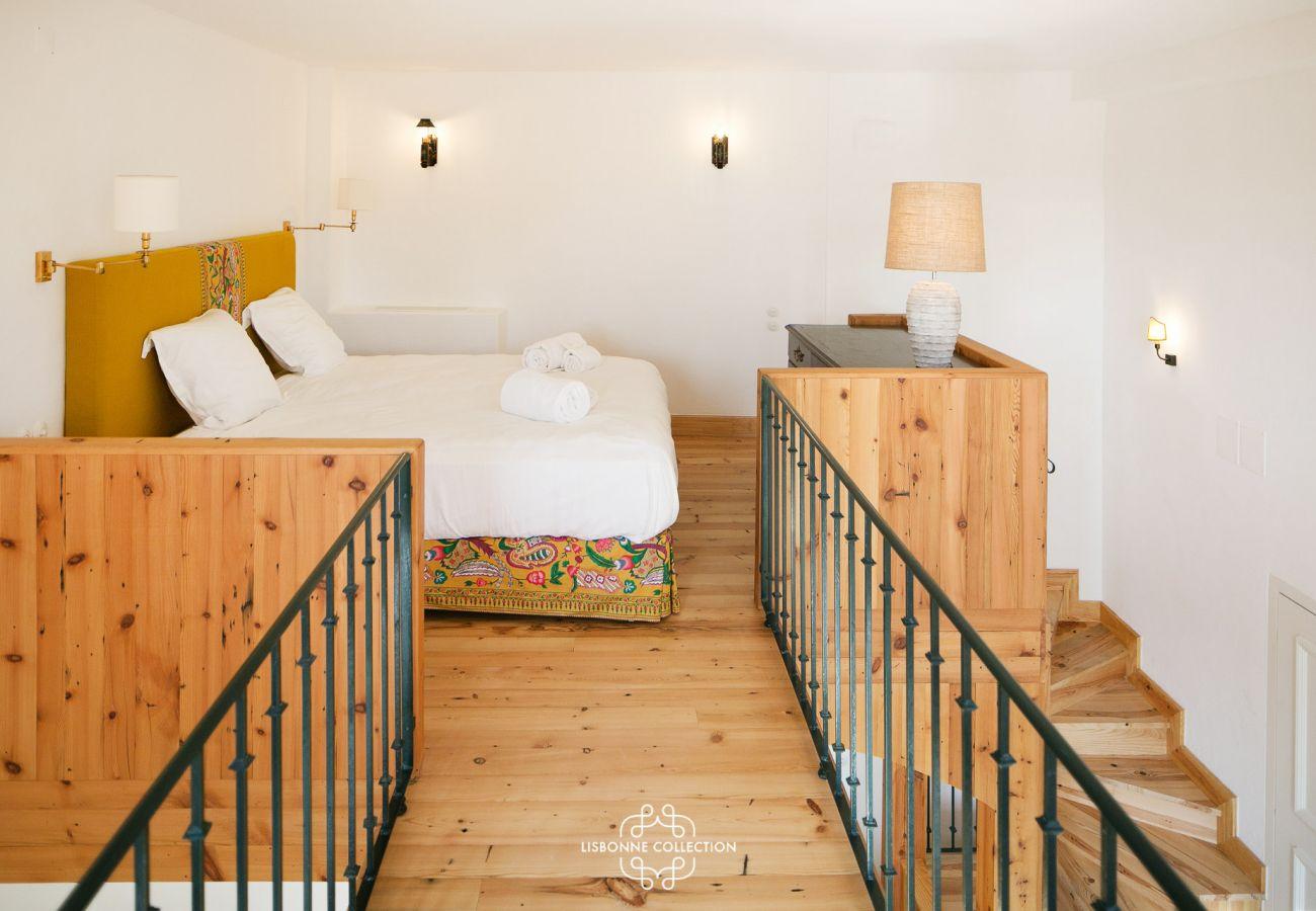 Apartamento de luxo ideal para uma estadia para dois no centro de Lisboa