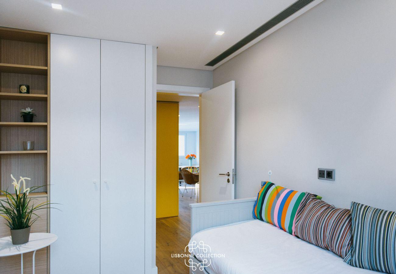 Apartamento em Lisboa - Estrela Terrace 52 by Lisbonne Collection