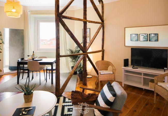 Apartamento em Lisboa - Graça balcony river view 61 by Lisbonne Collection