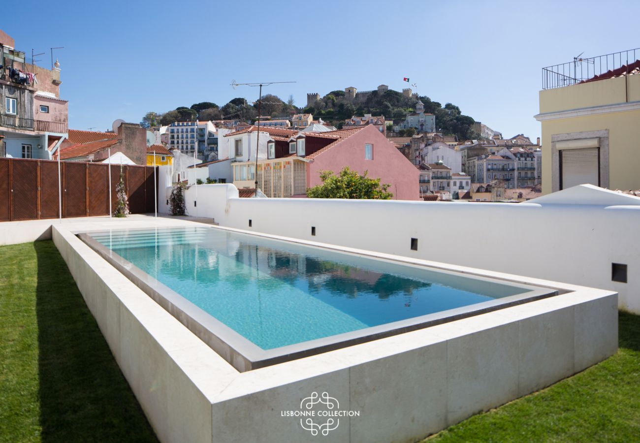 Apartamento em Lisboa - Designer´s Apartment with Parking and swimming pool 58 by Lisbonne Collection