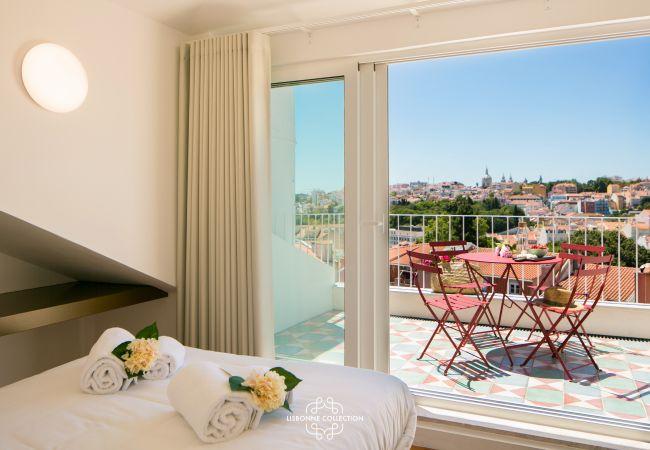 Apartamento em Lisboa - Principe Real Rooftop 59 by Lisbonne Collection
