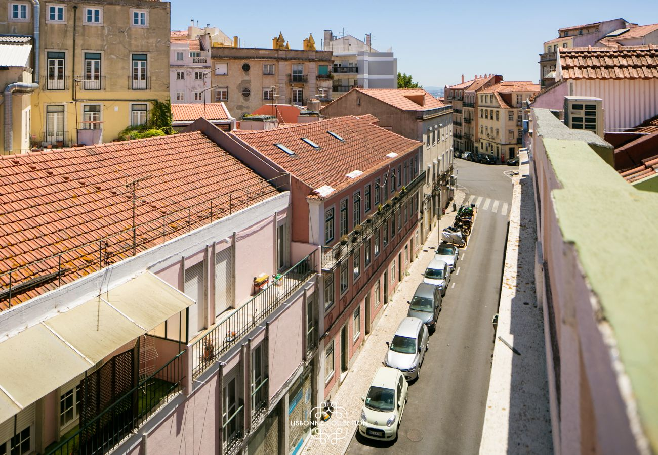 Apartamento em Lisboa - Central Modern and Bright Rooftop Apatment 59 by Lisbonne Collection