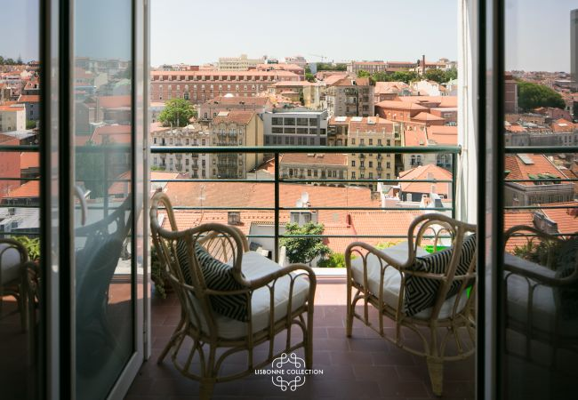 Apartamento em Lisboa - Elegance Lisbon View 68 by Lisbonne Collection