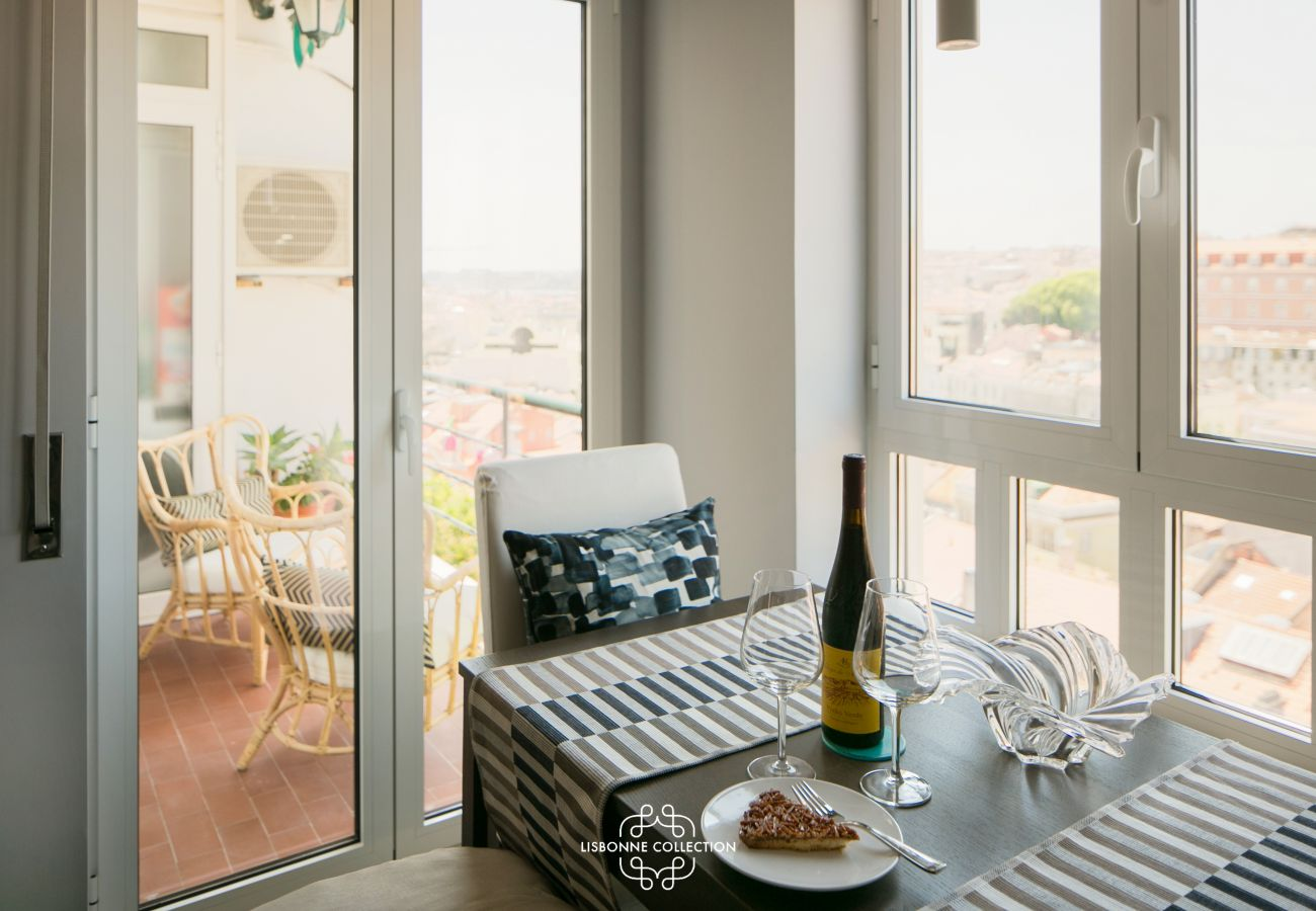 Apartamento em Lisboa - Elegance Lisbon View 68 by Lisbonne Collection