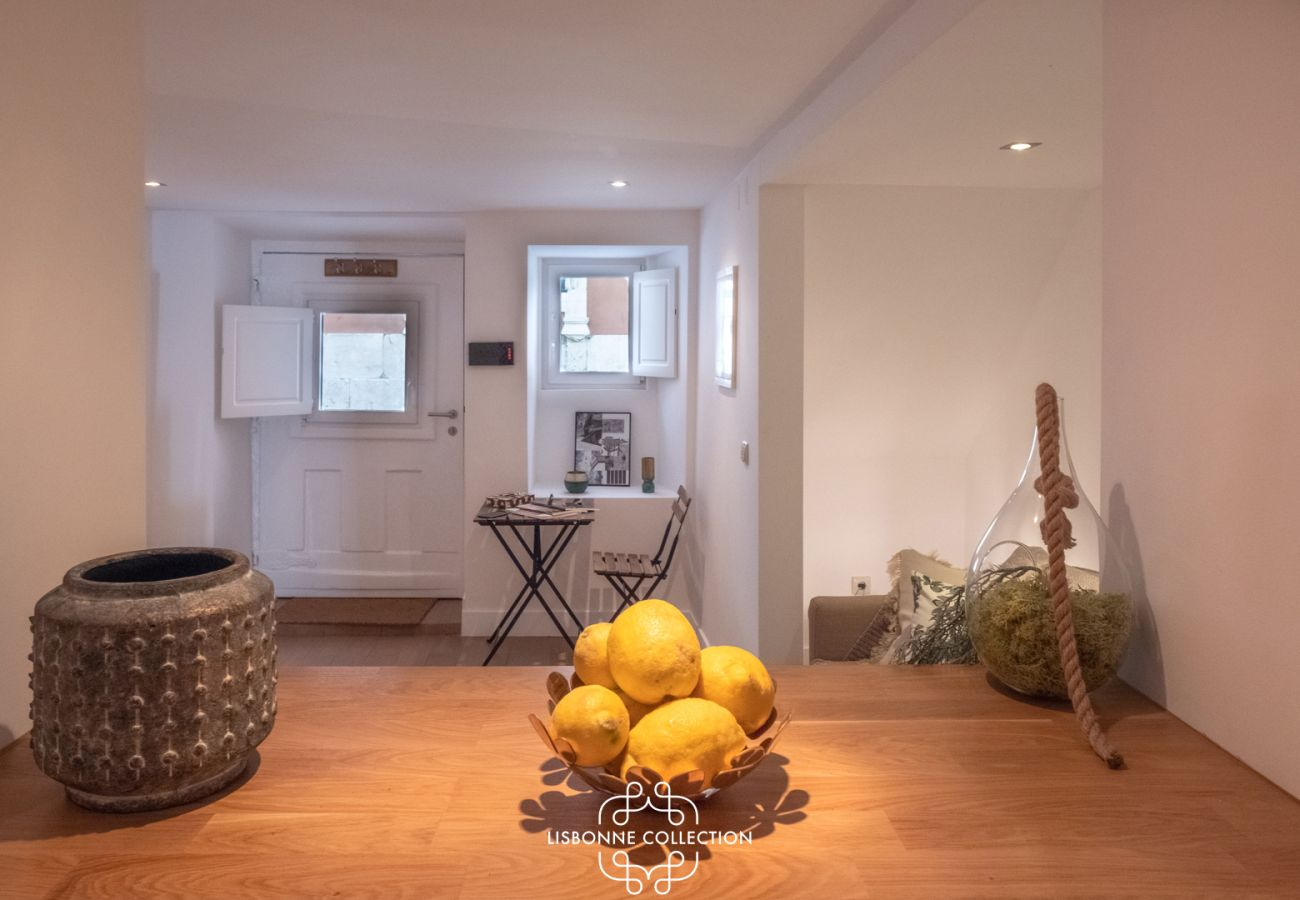 Apartamento em Lisboa - One Bedroom with Terrace in Alfama Centre 75 by Lisbonne Collection