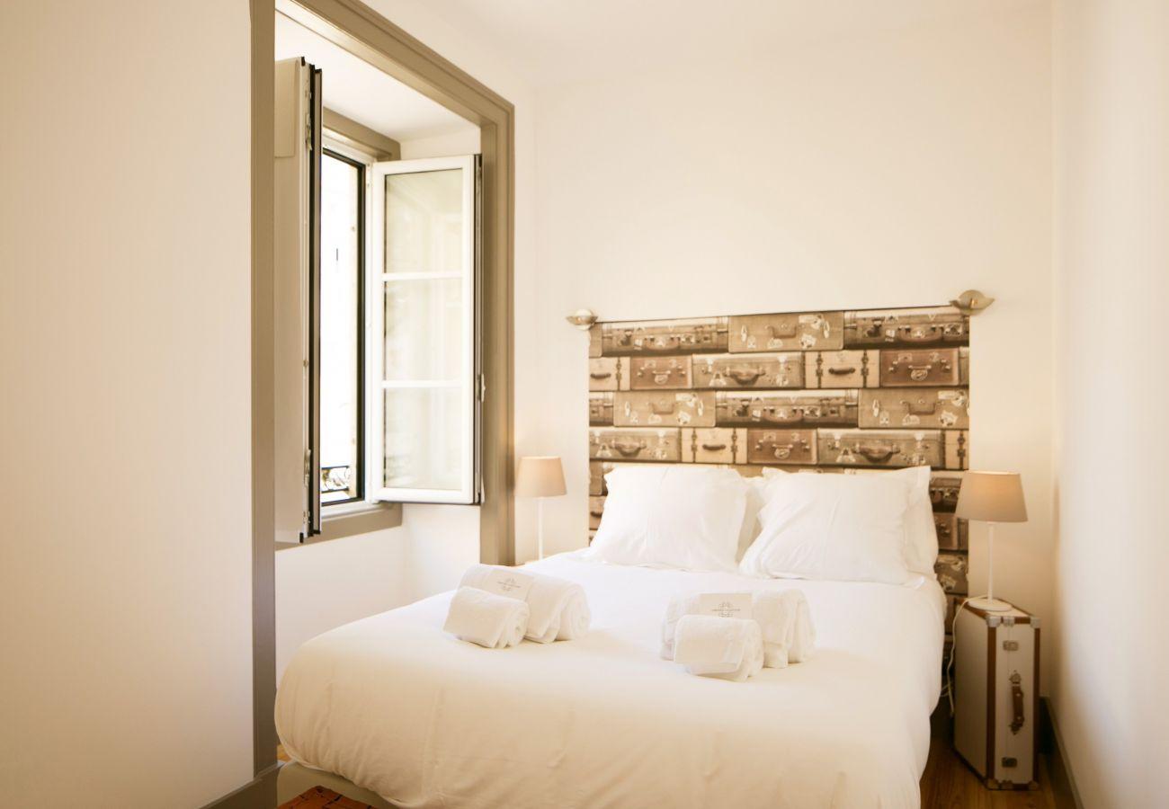 Apartamento em Lisboa - Classic and Trendy Apartment 20+21 by Lisbonne Collection